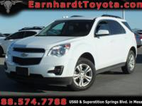 We are happy to offer you this 2011 Chevrolet Equinox