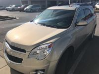 Check out this gently-used 2011 Chevrolet Equinox we