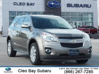 COMPLETE CLEO BAY USED VEHICLE INSPECTION!!. Equinox LT