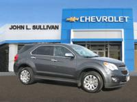2011 Chevrolet Equinox LT Sport Utility Our Location