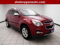 2011 Chevrolet Equinox LTZ ** ONE OWNER **, ** ACCIDENT