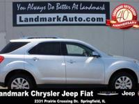 Our Chevrolet Equinox LTZ is a competitively priced