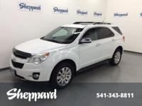 EPA 29 MPG Hwy/20 MPG City! Heated Leather Seats,