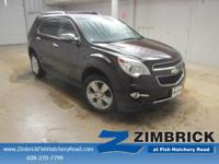 Options:  2011 Chevrolet Equinox Awd 4Dr Ltz|4 Cylinder