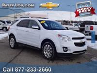 2011 EQUINOX LTZ!!! **REAR BACK-UP