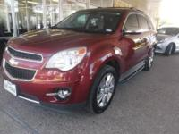 This 2011 Chevrolet Equinox LTZ is proudly offered by