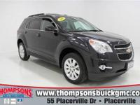 CarFax ONE-OWNER.......2011 Chevrolet Equinox LT