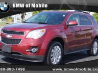 BMW of Mobile presents this 2011 CHEVROLET EQUINOX AWD
