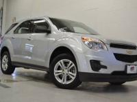 Our Chevrolet Equinox is a competitively priced