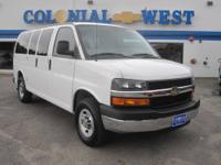 2011 Chevrolet Express 3500 LT Passenger Van Our