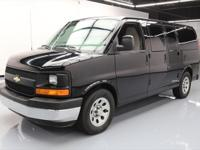 This awesome 2011 Chevrolet Express comes loaded with