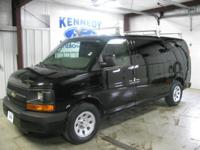 Options:  2011 Chevrolet Express G1500|||104229