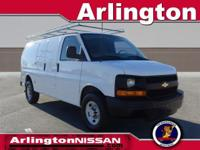 Options:  2011 Chevrolet Express 2500 Work