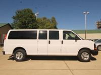 Options:  2011 Chevrolet Express 3500 Ls|Yes|Only 67K