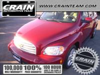 Crain Buick is pleased to be currently offering this