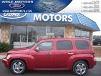 Exterior Color: red, Body: Wagon, Engine: 2.4L I4 16V