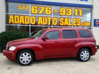 Options:  2011 Chevrolet Hhr Visit Adado Auto Sales