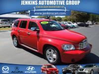 2011 Chevrolet HHR SUV LT Our Location is: Jenkins