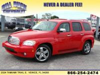2011 CHEVROLET HHR WAGON 4 DOOR LT w/2LT Our Location