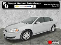 This very clean 2011 Chevy Impala LT comes with power