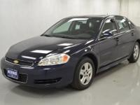 2011 CHEVROLET IMPALA. LOADED. LS PACKAGE. FULL POWER.
