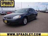2011 Chevrolet Impala 4dr Car LS Fleet Our Location is: