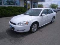 2011 Chevrolet Impala 4dr Sedan LS LS Our Location is: