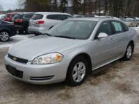 2011 Chevrolet Impala LS Fleet For Sale.Features:Front