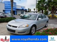 Options:  2011 Chevrolet Impala Ls|This Vehicle Has A
