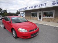 This 2011 Chevrolet Impala LS Fleet is just the great