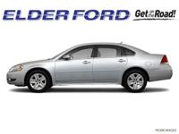 Recent Arrival! 2011 Chevrolet Impala LS White Odometer