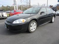 This  2011 Chevrolet Impala has all you've been looking