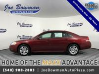 CARFAX One-Owner. Clean CARFAX. 2011 Chevrolet Impala