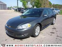 Options Included: N/AThis 2011 Impala LT is equipped