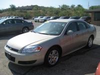 Options Included: N/A2011 Chevrolet Impala LT Fleet