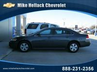 Options Included: N/A2011 CHEVROLET Impala 4dr Sdn LT