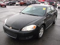 The Chevrolet Impala is a mid sized sedan. Some specs