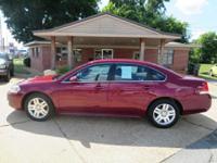 2011 Chevrolet Impala LT  Options:  Fuel Consumption:
