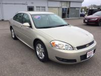 Options:  2011 Chevrolet Impala Lt|Great Low Mile|Local