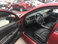 CARFAX One-Owner. Maroon 2011 Chevrolet Impala 2LT FWD
