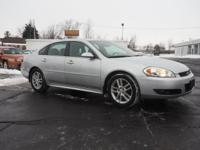 Options:  2011 Chevrolet Impala Ltz|Ltz 4Dr Sedan|2011
