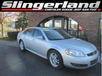Options:  2011 Chevrolet Impala Ltz|3 Month 3|000 Mile