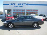 IMPALA LT CHARCOAL GRAY IN COLOR SAVE THOUSANDS FROM A