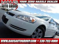 2011 Chevrolet Impala Sedan LS Our Location is: Haus