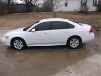 2011 CHEVROLET IMPALA CHARCOAL LEATHER $9800 $1950 DOWN