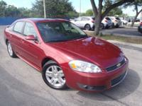 2011 Chevrolet Impala Sedan LT Retail Our Location is: