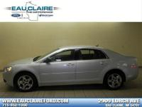 LOCALLY OWNED 2011 CHEVY MALIBU LS. Preferred Equipment