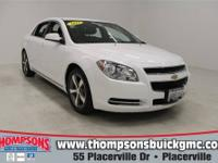 .2011 Chevrolet Malibu LT .......Powered By the