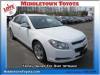 2011 CHEVROLET MALIBU 4dr Car LT Our Location is: