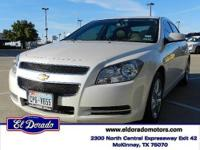 2011 Chevrolet Malibu 4dr Car LT w/2LT Our Location is: